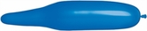321Q No-Tip Dark Blue Balloons 100pk