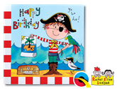 Rachel Ellen Pirate Luncheon Napkins 20pk