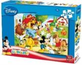 Mickey Mouse Farm Jigsaw Puzzle