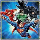 Justice League Luncheon Napkins 16pk