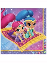 Shimmer & Shine Luncheon Napkins 16pk