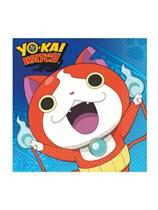 Yo-Kai Watch Napkins 16pk