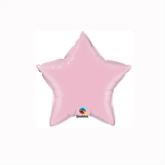 "Pearl Pink 4"" Star Foil Balloon"