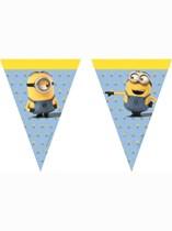 Lovely Minions Flag Banner