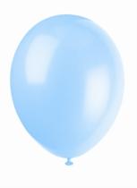"12"" Cool Blue Latex Balloons - 50pk"