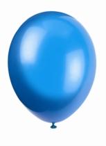 "12"" Navy Blue Crystal Latex Balloons - 50pk"