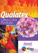 Qualatex Latex Colour Portfolio