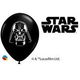 """Star Wars Darth Vader 5"""" Latex Balloons 100pk"""
