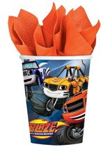 Blaze & The Monster Machines Paper Cups 8pk