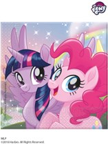 My Little Pony 2-ply Napkins 20pk