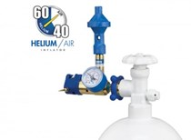 Conwin 60 40 helium air inflator adapter