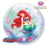 "22"" Ariel Little Mermaid Bubble Balloon"