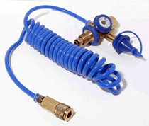 Steel Filling Kit with 10' Extension Hose 200bar