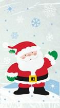 Christmas Santa Mini Treat Cello Bags 20pk