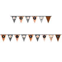 Happy Halloween Flag Banner Party Decoration