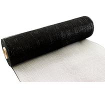 Eleganza Black Deco Mesh 53cm x 9.1m (10yds)