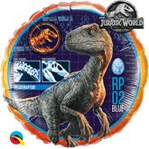 "Jurassic World 18"" Foil Balloon"