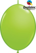 "12"" Lime Green Quick Link Latex Balloons - 50pk"
