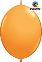 """12"""" Orange Quick Link Latex Balloons - 50pk"""