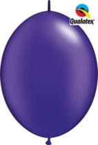 "12"" Pearl Purple Quick Link Latex Balloons - 50pk"