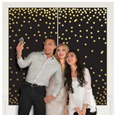 Party Selfie Wall Decoration Kit - Dots