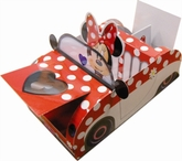 Minnie Mouse Food Tray