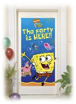 SpongeBob Door Poster