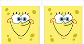 SpongeBob Flag Banner