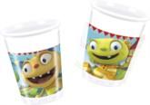 Henry HuggleMonster Plastic Cups 8pk