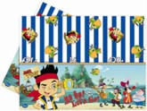 Jake And The Neverland Pirates Yo Ho Plastic Tablecover