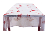 Halloween Deluxe Polyester Bloody Tablecover