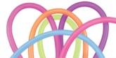 "260Q (2"" x 60"") Neon Asst Latex Modelling Balloons 100pk"