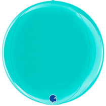 "Grabo Tiffany Globe 15"" Foil Balloon"