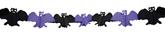 Halloween Bat Paper Garland 4M