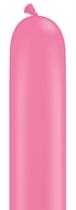 "260Q (2"" x 60"") Neon Pink Latex Modelling Balloons 100pk"