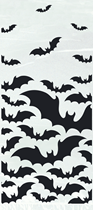 Halloween Bats Cello Bags 20pk