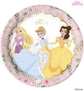 Disney True Princess Deluxe 23cm Paper Plates 8pk