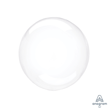 """Anagram Crystal Clearz Petite 12"""" Clear (Pkgd)"""