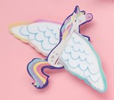 Unicorn Glider Party Favours 8pk