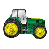 Tractor Supershape Foil Balloon 28""
