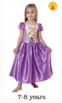 Classic Disney Princess Rapunzel Costume - Large