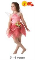 Disney Fairies' Rosetta Costume - Small
