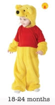 Furry Winnie the Pooh Costume - Infant