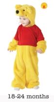 Furry Winnie the Pooh Costume - Infant