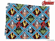 Marvel Avengers Plastic Party Tablecover