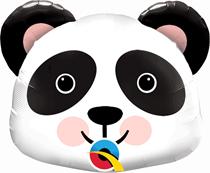 """Precious Panda 14"""" Air Fill Foil Balloon"""