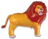 """Lion 32"""" Jumbo Foil Balloon"""