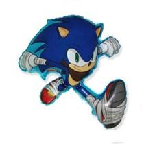 "Jumbo Sonic Boom 26"" Foil Balloon"