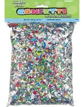 Metallic Paper Confetti 283g
