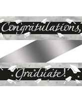 Congratulations Graduate Foil Banner